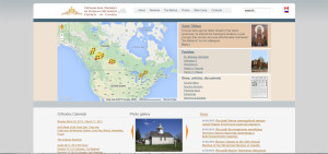 Patriarchial Parishes in Canada